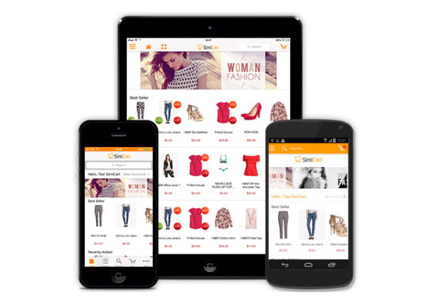 Mobile Ecommerce Development